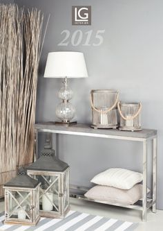 LG Interiør katalog 2015 Decoration Hall, Inside Home, Entryway Tables, Magazines, New Homes, Simple, Interior, Furniture, Home Decor