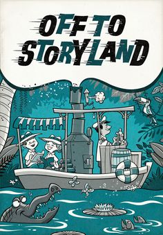 Storyland Print | Illustrator: Glen Mullaly
