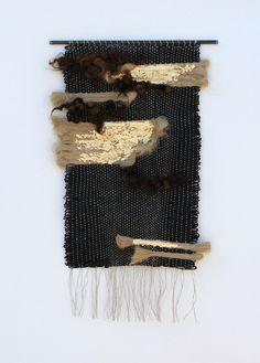 Hematite weaving by All Roads
