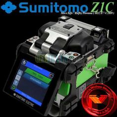Lain-Lain, Elektronik, Banten, Kota Tangerang, Dijual - SUMITOMO Z1C The Z1C's heater cycle time is only Approx.20 seconds (60mm Fiber protection sleeves)...