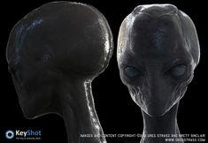 Resultado de imagen de alien design