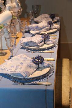 Anfitriã - Como receber em casa - decoração - mesas