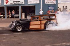 1934 Willys Woody Wagon Drag Car...Brought to you by Agents of #CarInsurance at #HouseofinsuranceEugene