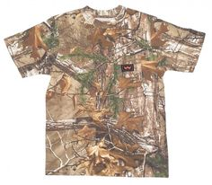 New Realtree Youth Hunting Apparel in 2016 | Realtree Xtra Packet Tee by Walls