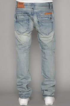 ORISUE The Gibbs Slim Fit Jeans in Light Indigo jeans Skinny jeans Outfit jeans guide jeans Fashion jeans relaxed Cheap Fashion, Mens Fashion, Slim Fit Ripped Jeans, Jeans Fabric, Jeans And Sneakers, Aloha Shirt, Jean Shirts, Jeans Style, Jeans Pants
