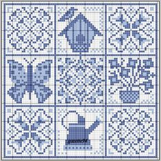 gazette94: free pattern