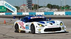 Motor'n News: Ben Keating and the Bleekemolen Brothers on Top-Five Pace in No. 33 ViperExchange.com Viper GT3-R at Sebring Winter Test