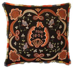Pillow Eriksberg from the Swedish store Fingerfarda