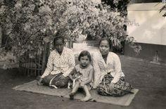 Pucky en personeel, augustus 1936