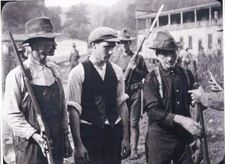 September Labor History - The Battle for Blair Mountain