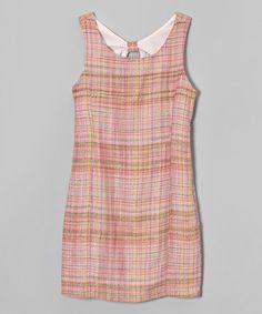Pink Tween Dress #zulily #zulilyfinds