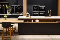 If you are about to embark on the building or renovation of a new kitchen, look out for the following trends for 2017.