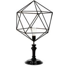 Waistline table lamp tall table lights pinterest lights greentooth Choice Image
