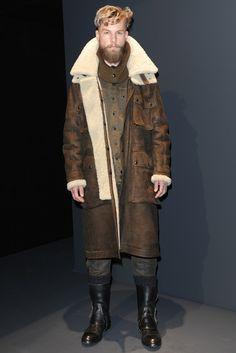 Belstaff Men's RTW Fall 2014 - Slideshow - Runway, Fashion Week, Fashion Shows, Reviews and Fashion Images - WWD.com