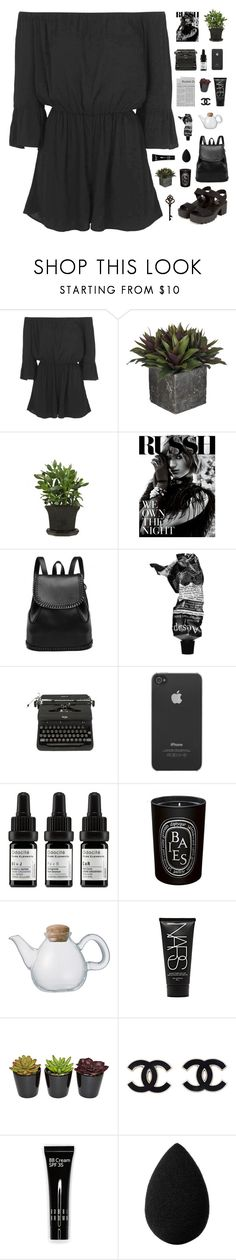 """""""You've Been On My Mind"""" by cbear99 ❤ liked on Polyvore featuring Topshop, Aesop, Incase, Odacité, Diptyque, Kinto, NARS Cosmetics, Bobbi Brown Cosmetics and beautyblender"""