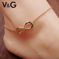Simple Gold Alloy 8 Shape Design Foot Feet Ankle Chain Anklet Bracelet Women Girl Charm Jewelry Enkelbandje♦️ SMS - F A S H I O N  http://www.sms.hr/products/simple-gold-alloy-8-shape-design-foot-feet-ankle-chain-anklet-bracelet-women-girl-charm-jewelry-enkelbandje/ US $0.30    Folow @fashionbookface   Folow @salevenue   Folow @iphonealiexpress   ________________________________  @channingtatum @voguemagazine @shawnmendes @laudyacynthiabella @elliegoulding @britneyspears @victoriabeckh...