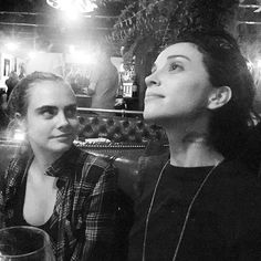 cara delevingne and annie clark