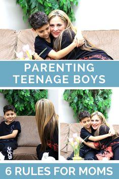 Parenting teenage boys and girls can be a challenging time. We need to remind ourselves to express what a blessing parenthood is, even when times are rough. #parenting #boymom #momofboys #teenager