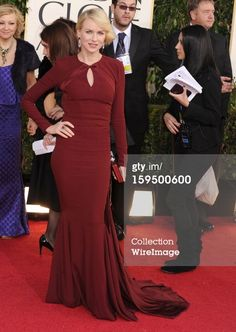 Naomi Watts arrives at the 70th Annual Golden Globe Awards at The Beverly Hilton Hotel on January 13, 2013 in Beverly Hills, California. (Photo by Steve Granitz/WireImage)