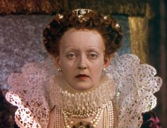 The Private Lives of Elizabeth and Essex, the costumes designed by Orry-Kelly. This was the first of two films in which Bette Davis played Elizabeth I, the other being The Virgin Queen, with costumes designed by Mary Wills. silverscreenmodiste.com