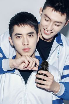 "白洛因, 顾海; Bai Luoyin, Gu Hai ""上癮"" Addicted  web series Kdrama, Tumblr Gay, 2moons The Series, Addicted Series, Bad Romance, Cosplay Anime, K Pop Star, Cute Gay Couples, Thai Drama"