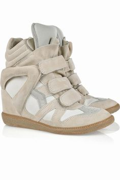 d62ec978b322 Isabel Marant Sneakers have quite won the heart of every beautiful woman.  Isabel Marant Sneakers
