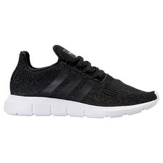 huge discount 078e7 17750 ADIDAS ORIGINALS WOMEN S SWIFT RUN CASUAL SHOES, BLACK.  adidasoriginals   shoes
