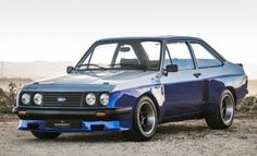 1978 Ford Escort RS2000 Widebody