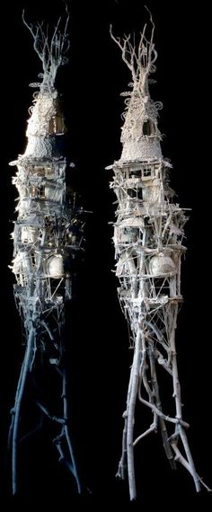 Tree Tower Corentin ART