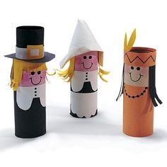 Праздник день Благодарения - детские поделки на тему