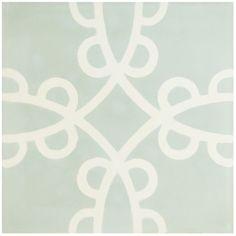 Molly Pistachio - Florentine by Neisha Crosland - Wall & Floor Tiles | Fired Earth