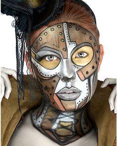 Steampunk Makeup Kit - Spirithalloween.com