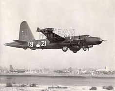 Lockheed P2V5 Neptune aircraft of the Royal Dutch Navy