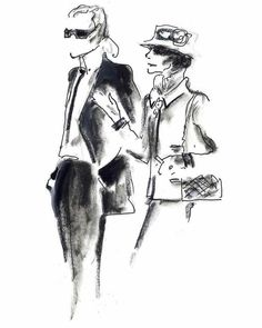 ab95d47dad9f3 arl et Coco par Lagerfeld ✏ Karl Lagerfeld