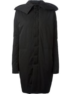 Shop Rick Owens oversize padded coat in Solis from the world's best independent boutiques at farfetch.com. Over 1000 designers from 60 boutiques in one website.