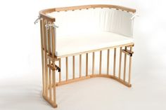 Best co-sleeper bedside cots and cribs | MadeForMums