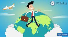 #Portage #salarial à l'international, des avantages en cascade avec Umalis Group