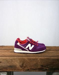New Balance Women's WR996 - Purple / Pink