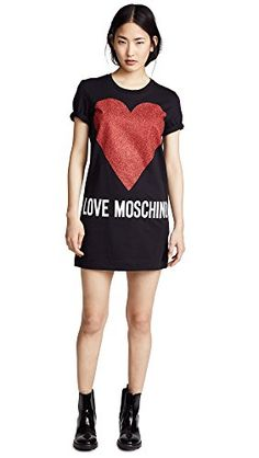 d6894acd164 22 desirable moschino T shirt dress images