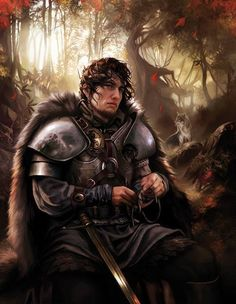 "Robb Stark #KingInTheNorth #TheYoungWolf ""This one was only the watcher. Hang him last, so he may watch the others die."""