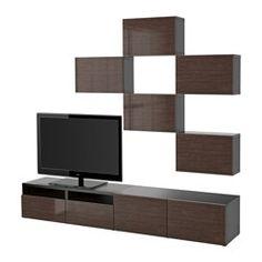 Rangement modulaire BESTÅ - Agencements & Structures - IKEA