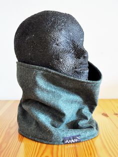 Buff Knitted and Polar Rev Bandana Braga de Cabeza para Hombre