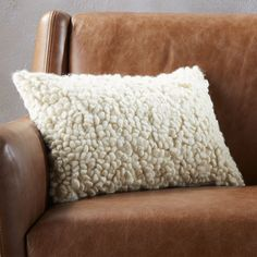 """18""""""""x12"""""""" toodle pillow with down-alternative insert"""