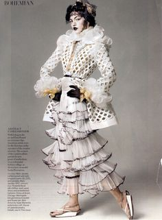 House of Lavande Vogue May 2010