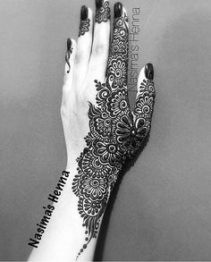 Latest Collection Of Mehandi 2020 Indian Mehndi Designs, Wedding Mehndi Designs, Latest Mehndi Designs, Simple Mehndi Designs, Mehndi Designs For Hands, Henna Tattoo Designs, Henna Tattoos, Tatoos, Henna Pictures