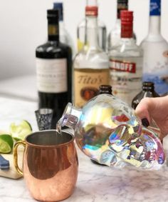 Moscow Mules have just three ingredients: vodka, ginger beer, and lime. A rubric that simple asks a lot of each player. To determine the best vodka for Moscow Mules, we made eight iterations using spirits of varying price points and origins. A panel of four drinks professional tasted all cocktails blind.