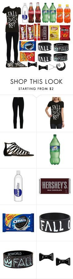 """""""Day 2: Car Trip """" by jaguarwood ❤ liked on Polyvore featuring STELLA McCARTNEY, Jimmy Choo, Hershey's, Marc by Marc Jacobs, Jewel Exclusive, BeYou, anascreations and Leeloossleepoverfun"""
