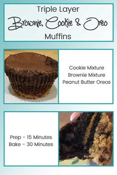 Do you love Brownies? Oreos? Cookies? – Well I have got the thing for you! These…