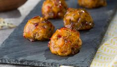 #madewithEB  Over the Top Sweet Potato Sausage Balls