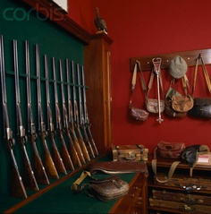 Shooting lodge. Uniquely your concierge